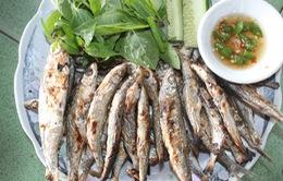 Ngon ngọt đặc sản cá mương sông Cái