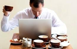 7 dấu hiệu bạn đang uống quá nhiều cà phê