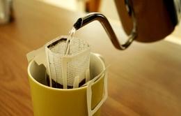Cà phê phin giấy sử dụng một lần: Quà tặng cho các tín đồ cà phê