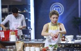 Vua đầu bếp 2017: Pha Lê giành chiến thắng thuyết phục với bữa cơm gia đình