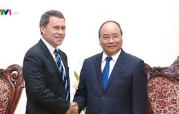 Thủ tướng tiếp lãnh đạo tập đoàn dầu khí hàng đầu Hoa Kỳ