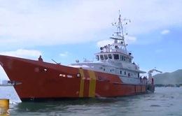 Lực lượng cứu hộ cứu nạn giúp ngư dân yên tâm vươn khơi bám biển