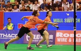 Thất bại trước ĐT Nhật Bản, ĐT Việt Nam sớm chia tay Giải Cầu lông Robot đồng đội nam, nữ châu Á 2017