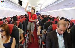 Vietjet thông báo về lịch bay do ảnh hưởng bão số 10