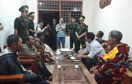 Truy tìm tàu vỏ sắt đâm chìm tàu của ngư dân trên biển Đà Nẵng