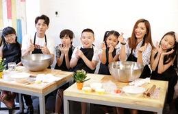 """Vietnam Idol Kids: Isaac, Bích Phương và Văn Mai Hương """"đại chiến"""" vì bánh pizza"""