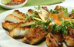 Vào bếp làm món cá chép giòn nướng thơm ngon khó cưỡng