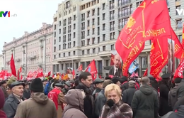 Kỷ niệm 100 năm Cách mạng tháng Mười tại Liên bang Nga