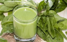 Xử lý hiệu quả chứng táo bón với rau bina và dầu ô liu