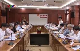 Đoàn kiểm tra công tác cải cách hành chính làm việc tại Quảng Nam