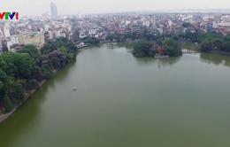 Cải tạo hồ Hoàn Kiếm: Đảm bảo chế phẩm xử lý nước hồ không ảnh hưởng đến hệ sinh thái