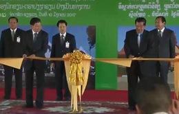 Campuchia - Lào tăng cường kết nối đường bộ