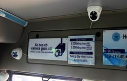TP.HCM đưa vào sử dụng camera giám sát xe bus