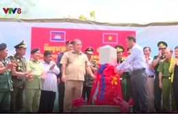 Hoàn thành cắm mốc phân giới Việt Nam - Campuchia đoạn qua Đăk Lăk