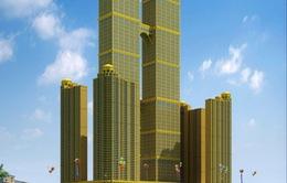 Campuchia sắp xây tháp đôi cao nhất thế giới