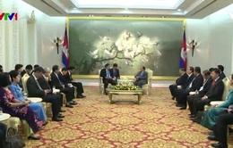 Campuchia đánh giá cao hợp tác đầu tư của Việt Nam
