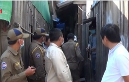 """Campuchia sẽ chống ma túy """"đến nơi, đến chốn"""""""