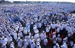 Chiến dịch vận động bầu cử hội đồng xã, phường tại Campuchia