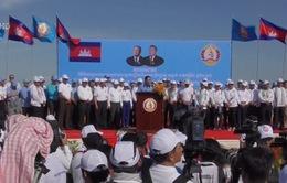 Kết thúc chiến dịch vận động bầu cử xã, phường ở Campuchia