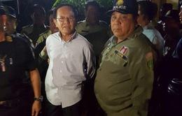 Campuchia bắt Chủ tịch đảng Cứu quốc đối lập