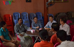 Đại sứ quán Việt Nam tại Campuchia hỗ trợ Việt kiều gặp thiên tai