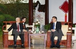 Tổng Bí thư kết thúc tốt đẹp chuyến thăm Trung Quốc
