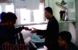 Dừng công tác nghiệp vụ đối với 5 công chức hải quan để làm rõ sai phạm