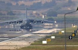 Đức rút binh sỹ khỏi căn cứ không quân ở Thổ Nhĩ Kỳ