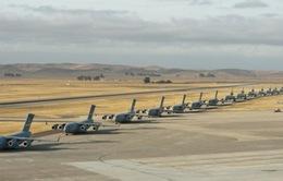 """Mỹ đột ngột phong tỏa căn cứ không quân do """"sự cố an ninh"""""""
