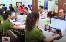 Nỗ lực giải quyết tình trạng chậm cấp thẻ căn cước công dân