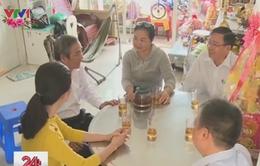 Hàng ngàn hộ dân tái định cư ở TP.HCM được an cư trước Tết