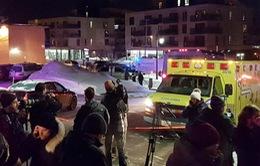 Xả súng tại thánh đường Hồi giáo ở Canada, 5 người thiệt mạng