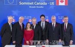 Nghị viện châu Âu thông qua Hiệp định thương mại tự do với Canada