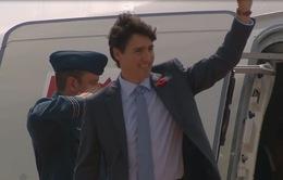 Video: Thủ tướng Canada Justin Trudeau đến TP. Đà Nẵng