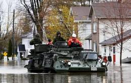 Canada ban bố tình trạng khẩn cấp do ngập lụt