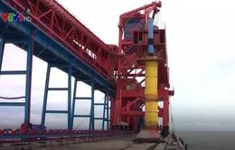 Chính thức vận hành cầu cảng biển Vissai Nghệ An