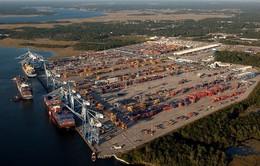 """Mỹ sơ tán một khu vực bến cảng nghi có """"bom bẩn"""""""
