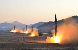 Căng thẳng ngày càng gia tăng trên bán đảo Triều Tiên