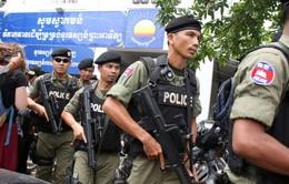 Campuchia trấn áp tội phạm ma túy