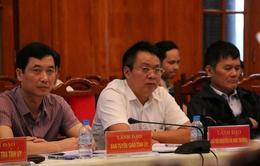 Cho thôi chức Giám đốc Sở TN&MT Yên Bái đối với ông Phạm Sỹ Quý