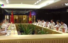 Ký kết hợp tác giữa Cảnh sát biển Việt Nam và Trung Quốc