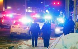 Vụ xả súng ở Canada là hành động khủng bố
