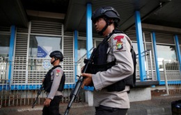 Indonesia tăng cường an ninh sau khi cảnh sát bị tấn công