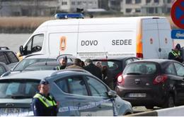 Kẻ lao xe ở Antwerp, Bỉ bị buộc tội khủng bố