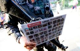 Philippines ra tối hậu thư cho phiến quân tại Marawi
