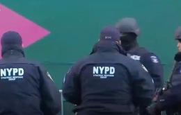 Mỹ: Tăng cường an ninh dịp năm mới tại New York