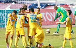 Điểm nhấn vòng 19 giải VĐQG V.League 2017: FLC Thanh Hóa trở lại, nghịch lý ở XSKT Cần Thơ