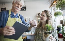 Mỹ: Tỷ lệ người lao động cao tuổi cao nhất trong vòng 55 năm