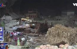 Dự án cáp treo sẽ thay đổi cuộc sống làng hang động cuối cùng tại Trung Quốc?