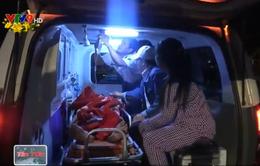 Cứu ngư dân bị nạn ở đảo Thổ Châu, Kiên Giang